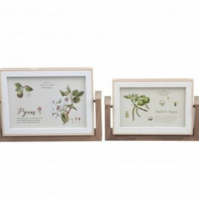 Photo frame and mirror