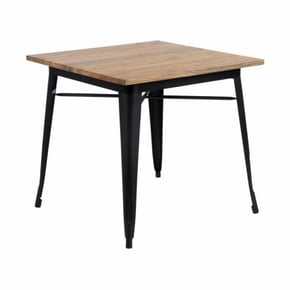 Table Carré RETRO 4...