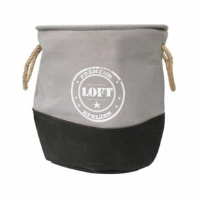 EMIL laundry basket LOFT