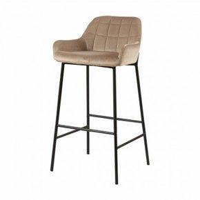 Velvet Velvet bar stool...