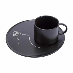 Tasse/Sous-tasse en...