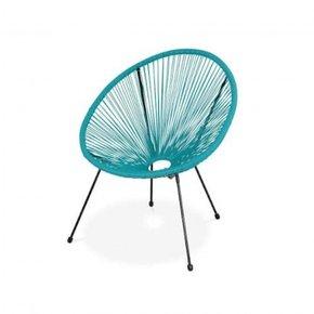 Garden armchair Accapulco...