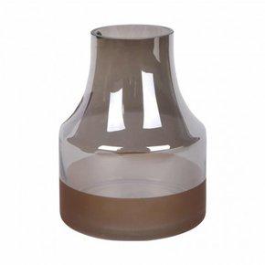 Vase MASSA marron H16,5