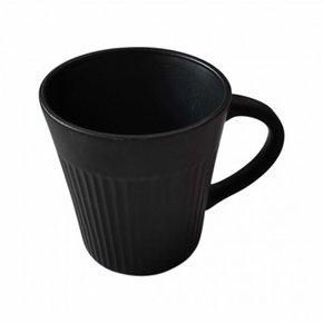 Mug en céramique noir,...