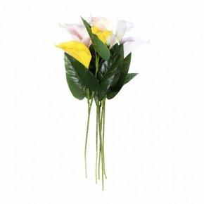 Fleurs synthhétique 2 têtes