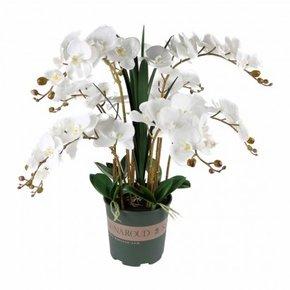 Plante artificielle orchidée