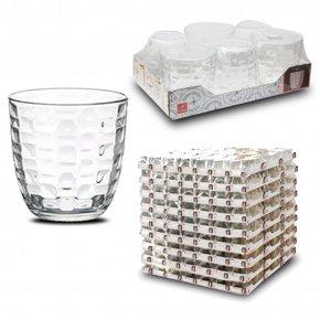 Berijpt waterglas x6