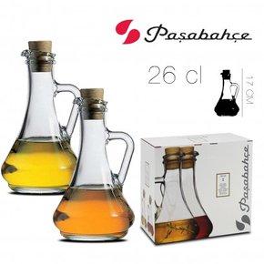 Flesje voor olie/azijn x2...