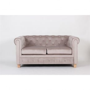 """Sofa """"CHESTERFIELD"""" in..."""