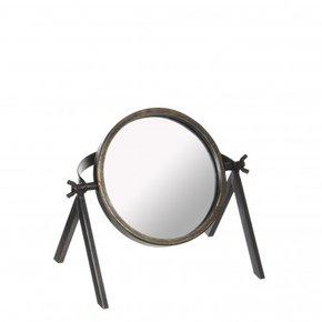 Mirror on swivel feet...
