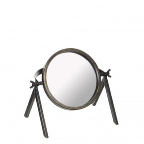 Spiegel op draaipoten...