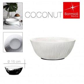 Bol kokosnoot 15 cm