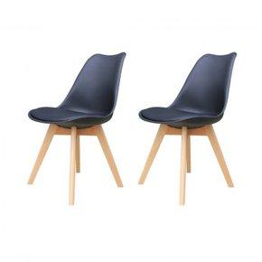Lot de 2  chaises...