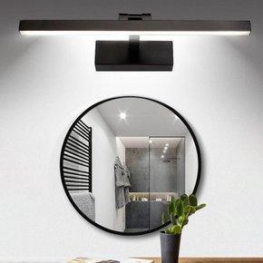 Round mirror LUCAS metal...