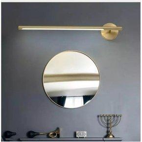Mirror MENSANO metal...
