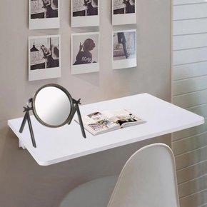 Spiegel op draaivoeten...
