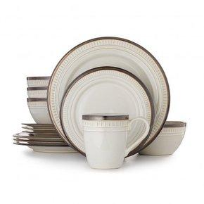 COLORADO ceramic soup plate...