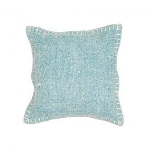 Coussin MANU 45x45 cm - Bleu