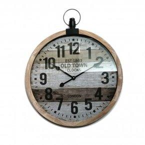 BRUCE wall clock D60 cm