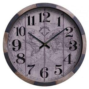 Grande horloge industrielle...
