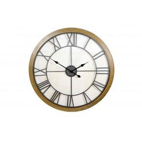 Horloge industrielle ronde...