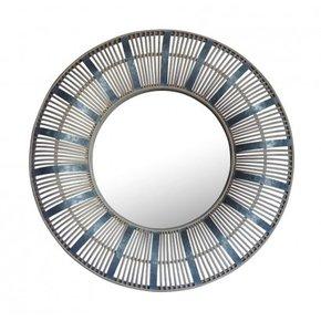 GALA bamboe spiegel D72 cm