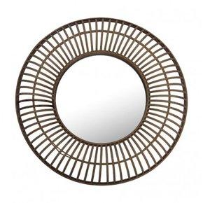 SIWA bamboe spiegel D72 cm