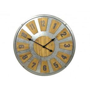 Horloge ronde murale en...