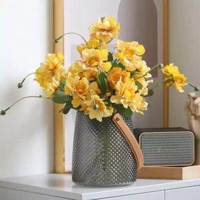 Vase JANNE transparent H18
