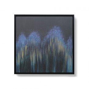 IWAKI hand-painted canvas -...