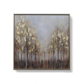 YAME hand-painted canvas -...