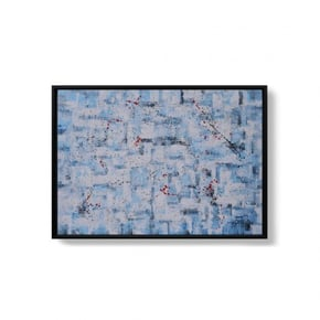AONO hand-painted canvas -...