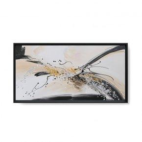 TOKAI hand-painted canvas -...