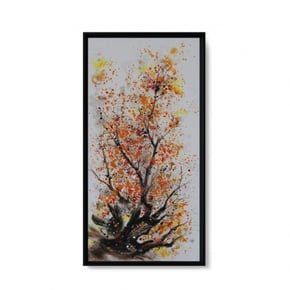 INUYAMA hand-painted canvas...