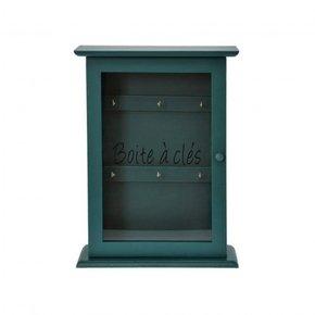 Key box 22x8xH29 cm - Green
