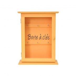 Key box 22x8xH29 cm - Yellow