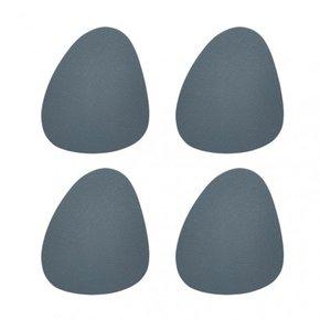 Set van 4 stenen...