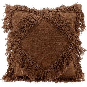Cushion ZIARA 45x45 cm - Camel
