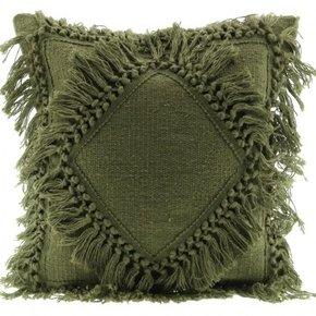 Cushion ZIARA 45x45 cm - Green
