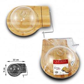 Cloche à fromage A/ Fil de...