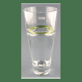 Krosno vase en cristallin H34