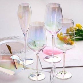 kristalstammenglas