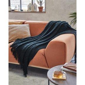 Plaid tricot 130x150 cm...