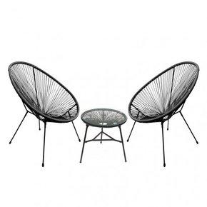 Lot de 2 fauteuils de...