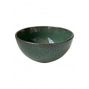 Saladier en céramique vert,...