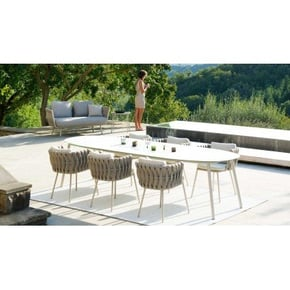 Table de jardin en...