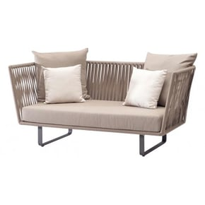 Canapé de jardin 2 places...