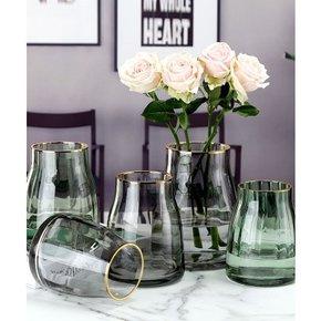 Vase RYLEY en verre avec...