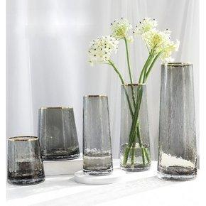 Vase NAOH en verre avec...