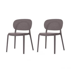 Lot de 2 chaises CHLOE PP...